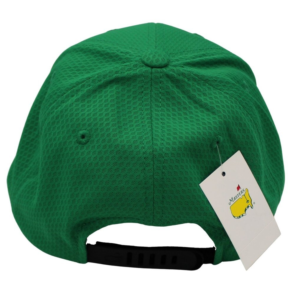 Masters Green Performance Tech Hat Image a