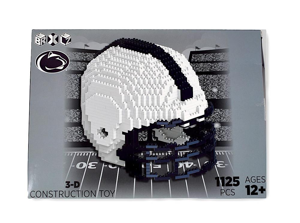 Penn State 3D Helmet Lego Set  Image a