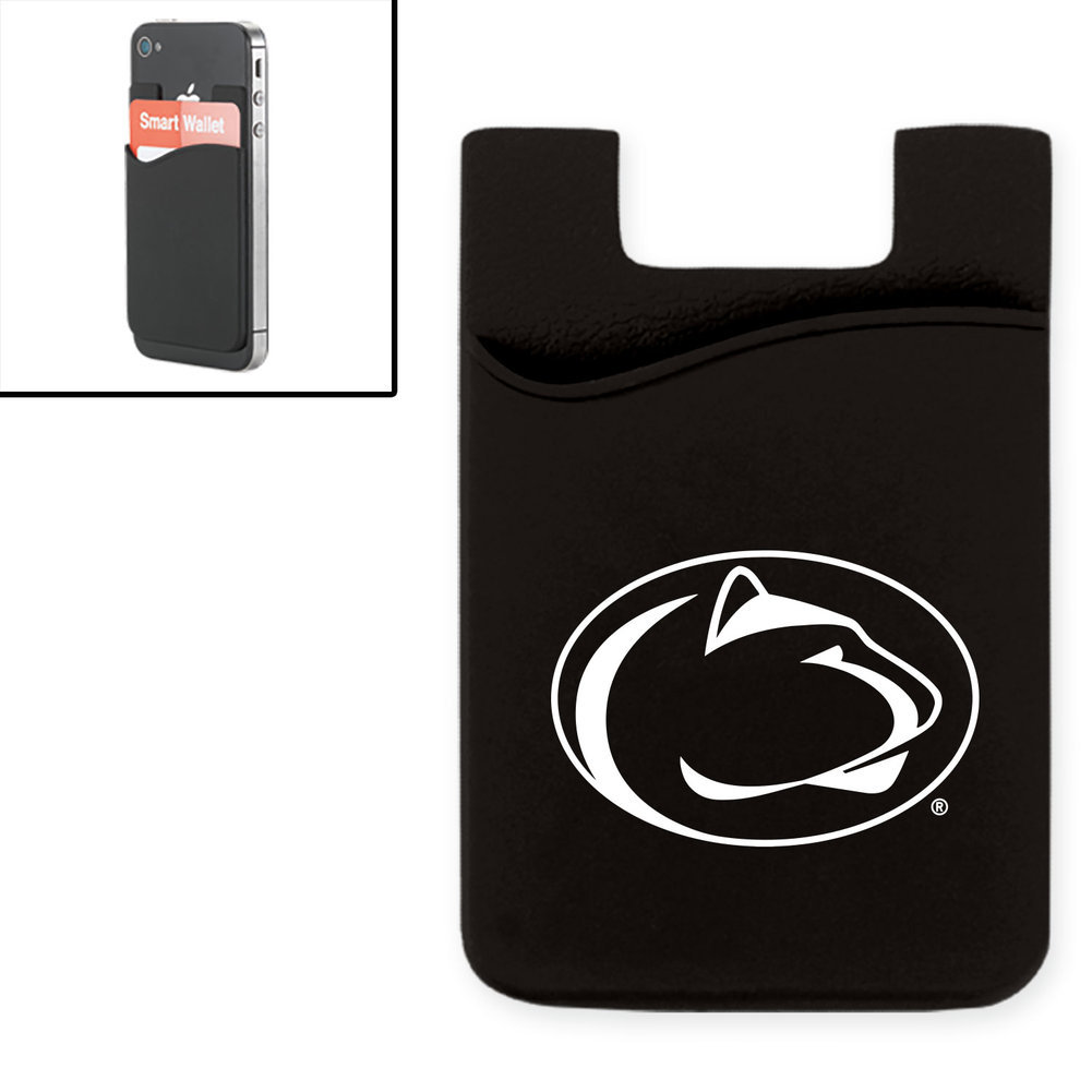 Penn State Cell Phone ID Holder Black Image a
