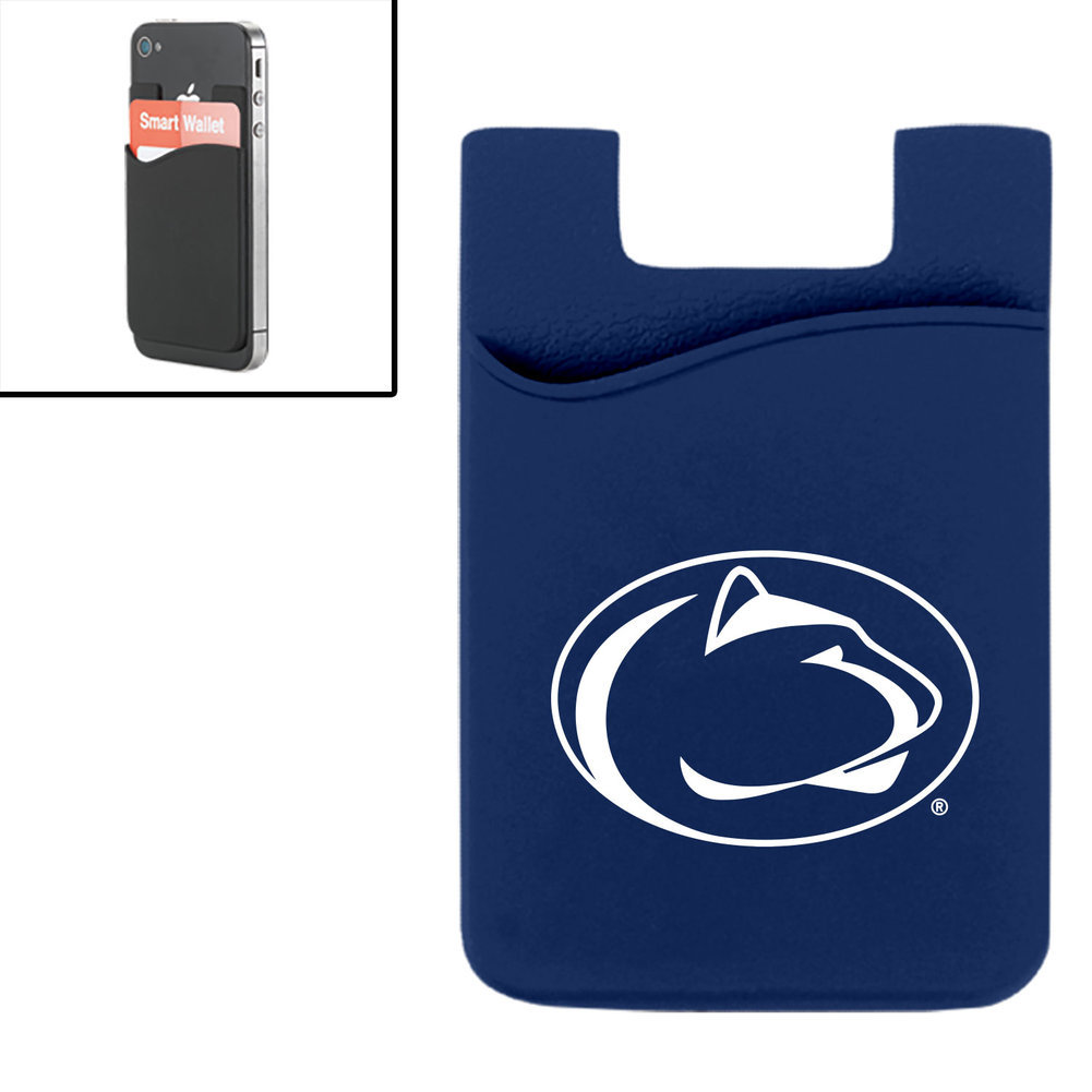 Penn State Cell Phone ID Holder Navy Image a
