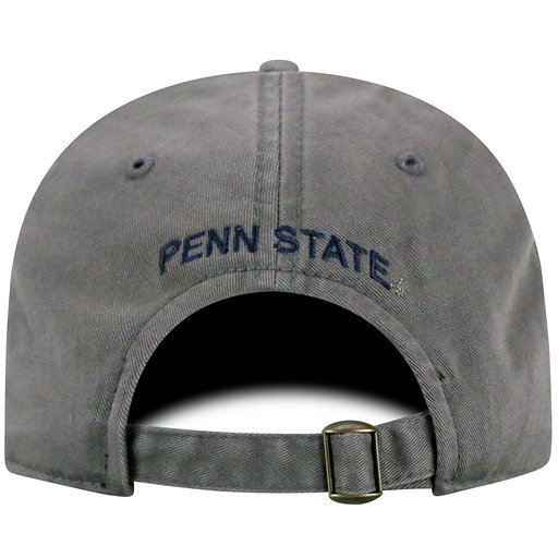 Penn State Charcoal Vintage Block S Hat Image a