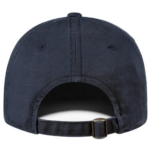 Penn State Hat Relaxed Fit Navy Arching Over Block S Image a