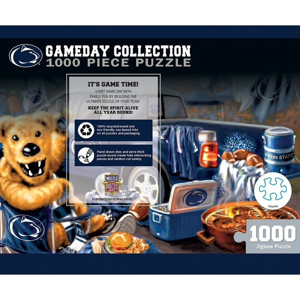 Penn State Nittany Lions Gameday 1,000 Piece Puzzle  Image a