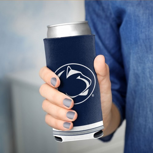 Penn State Nittany Lions Slim Can Koozie  Image a