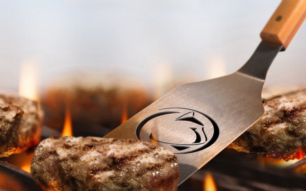 Penn State Nittany Lions Stainless Steel Grill Spatula  Image a