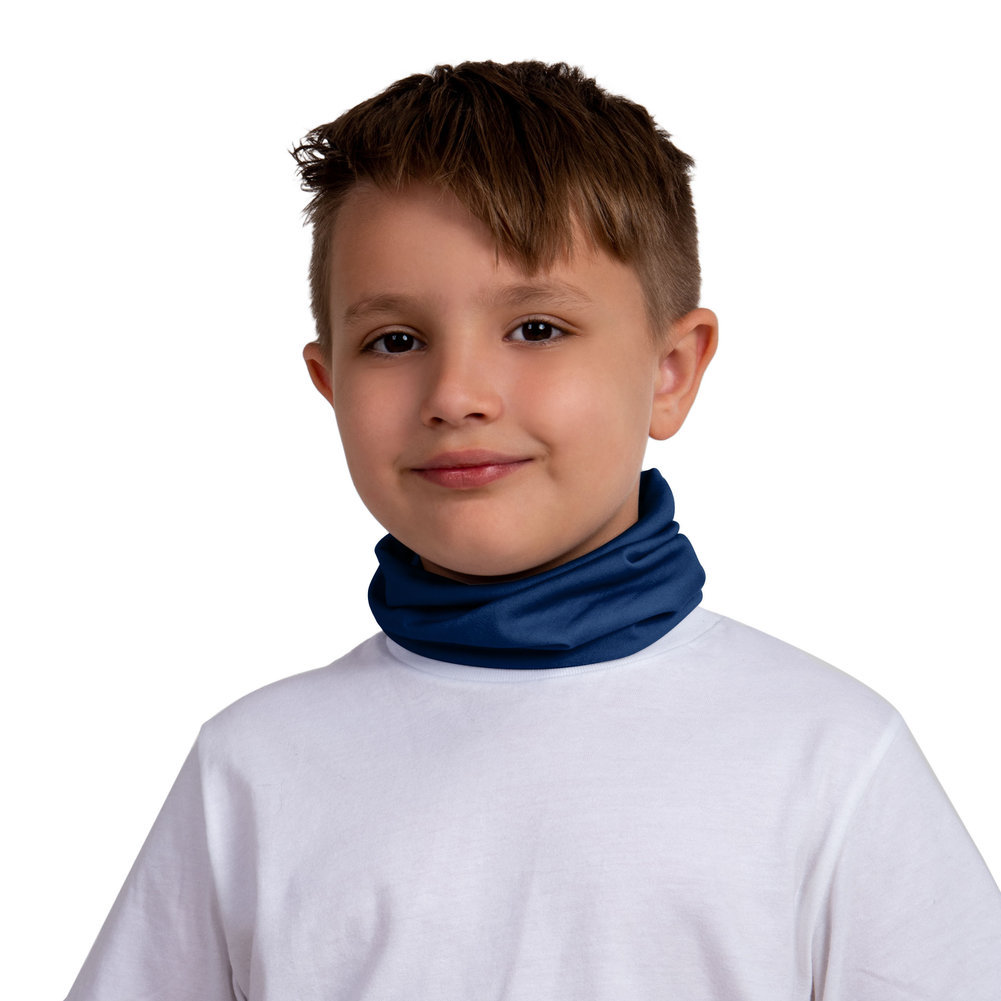 Penn State Nittany Lions Youth Mascot Neck Gaiter Scarf  Image a