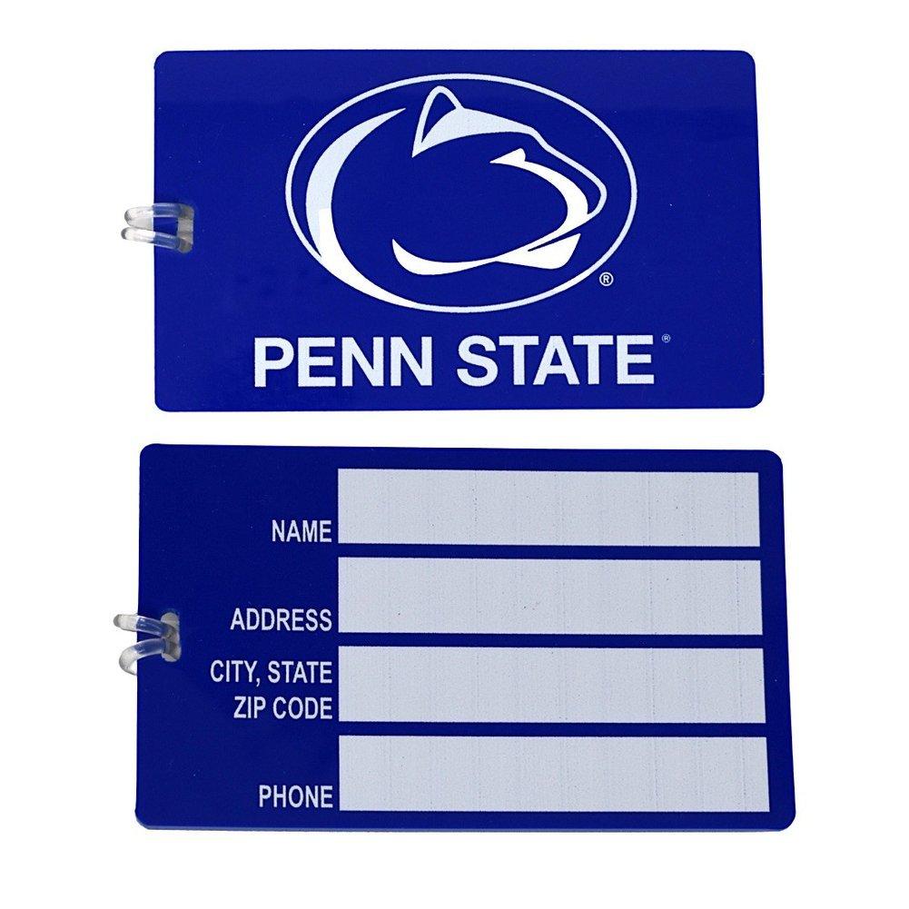 Penn State Rectangular Luggage Tag Image a