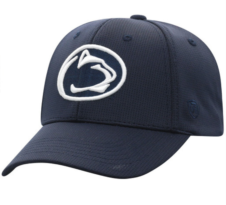 Penn State Vintage Navy Performance Hat  Image a