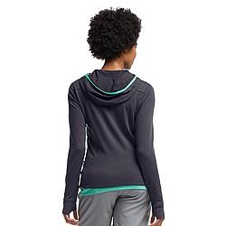 Women's Terra Long Sleeve Half Zip Hoodie Image a