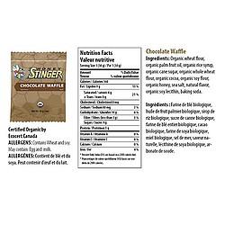Organic Chocolate Waffles Image a
