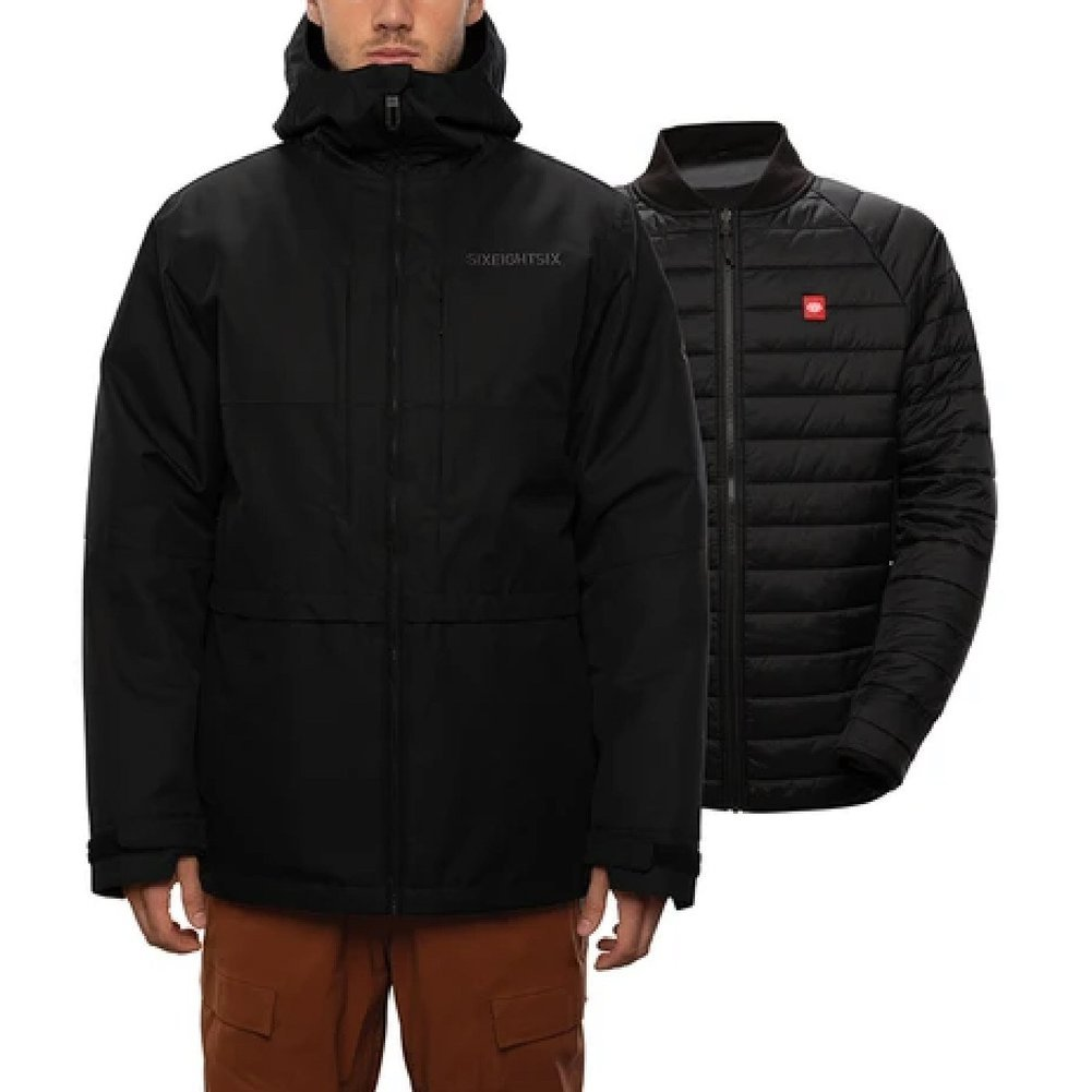 Men's SMARTY 3-in-1 Form Jacket Image a