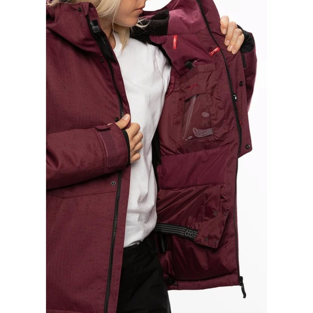 Women's Rumor Insulated Jacket Image a