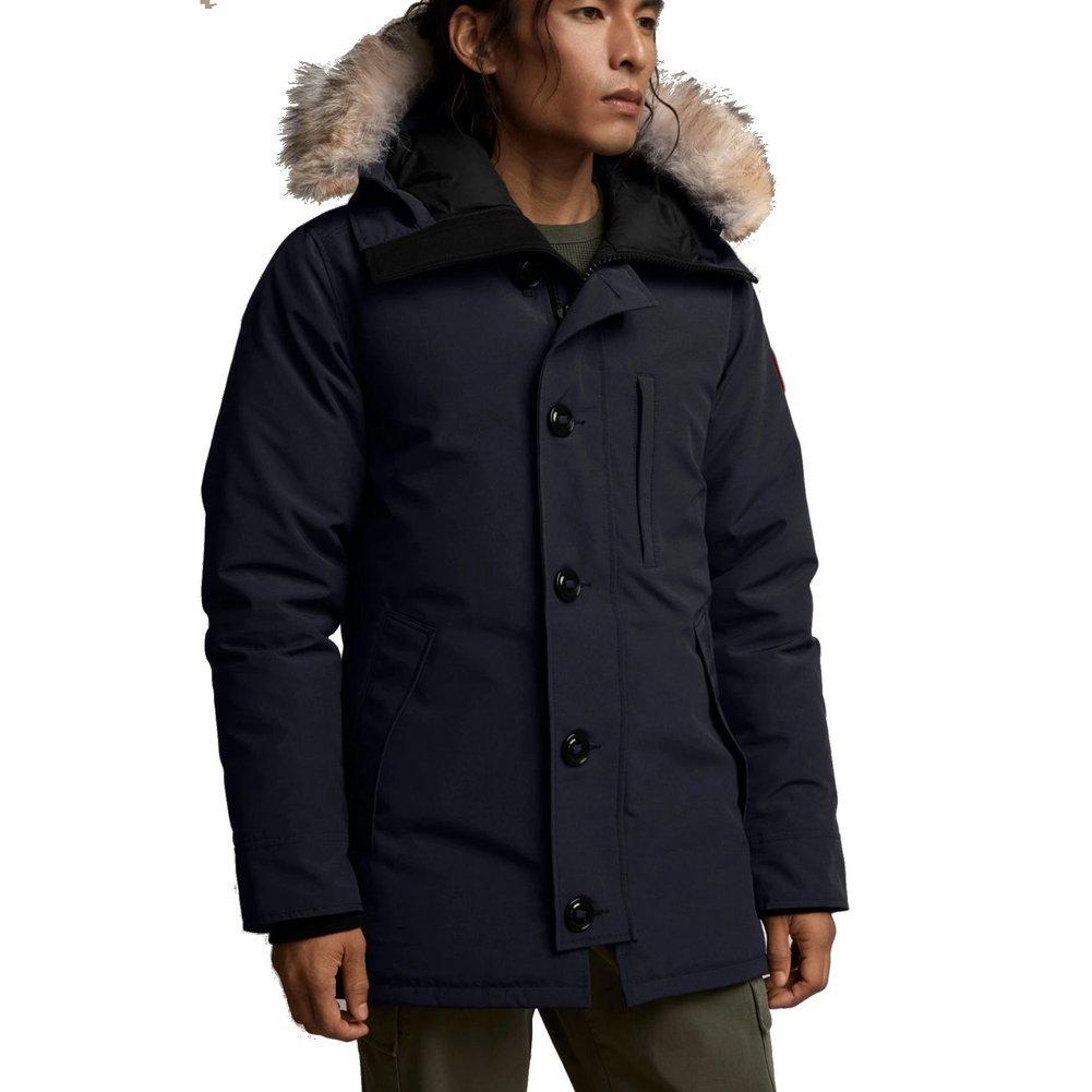 Men's Chateau Parka Fusion Fit Jacket Image a