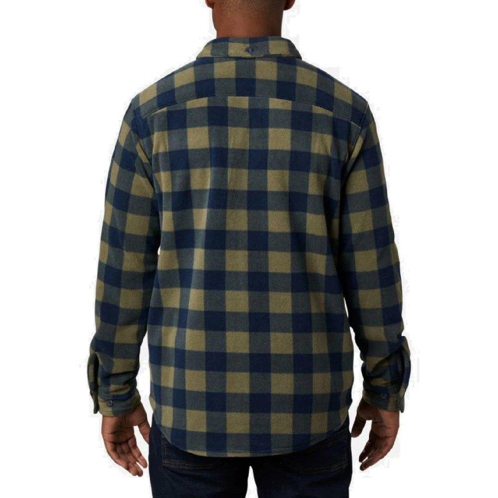 Men's Flare Gun Fleece Over Shirt Image a