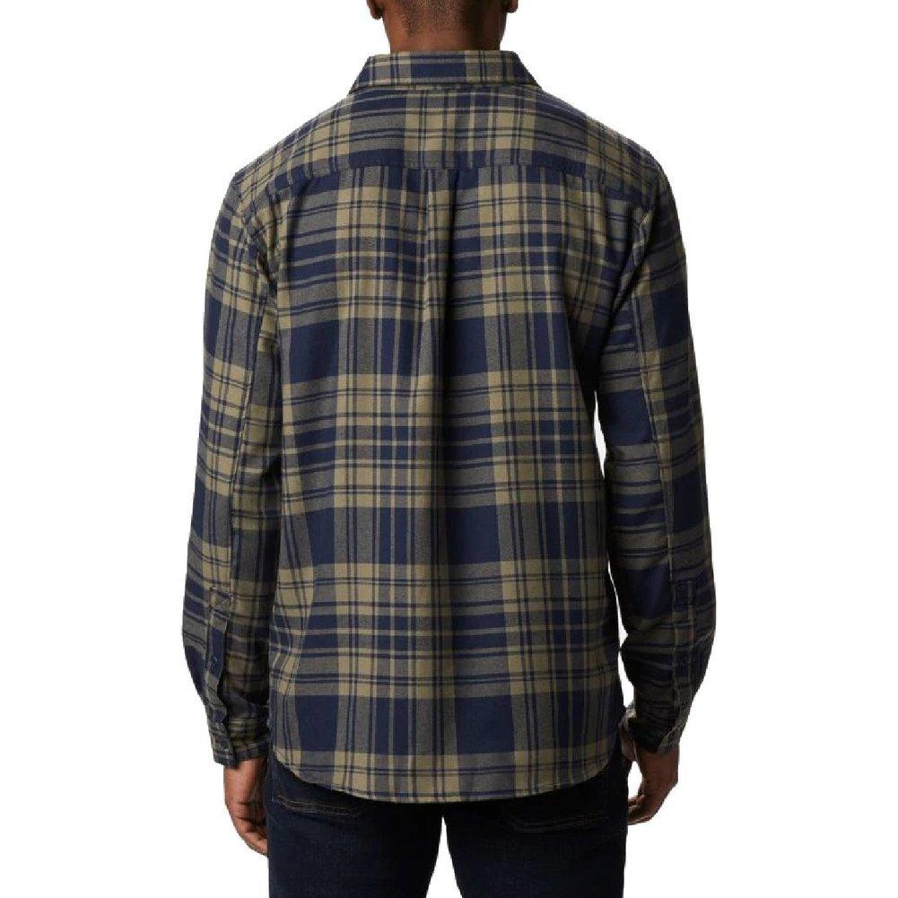 Men's Silver Ridge 2.0 Flannel Shirt Image a