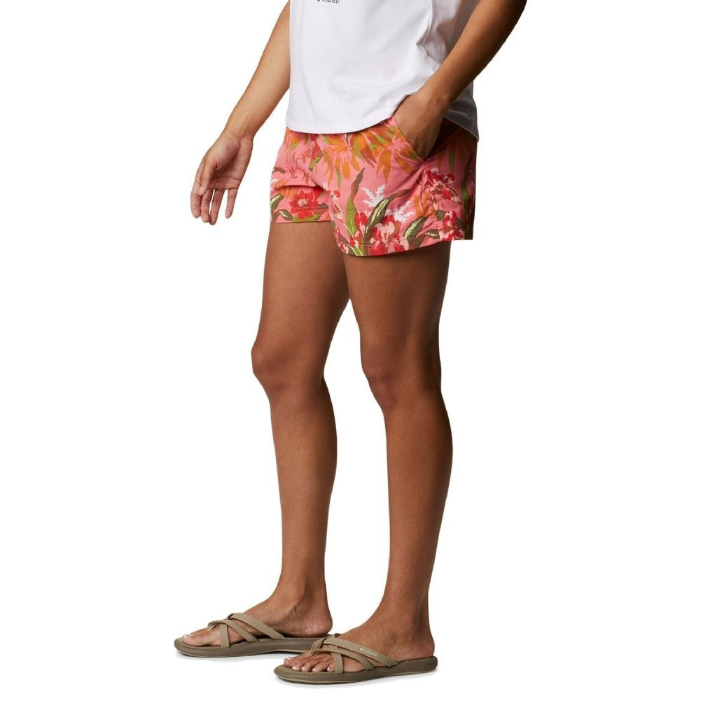 Women's Sandy River II Printed Shorts Image a