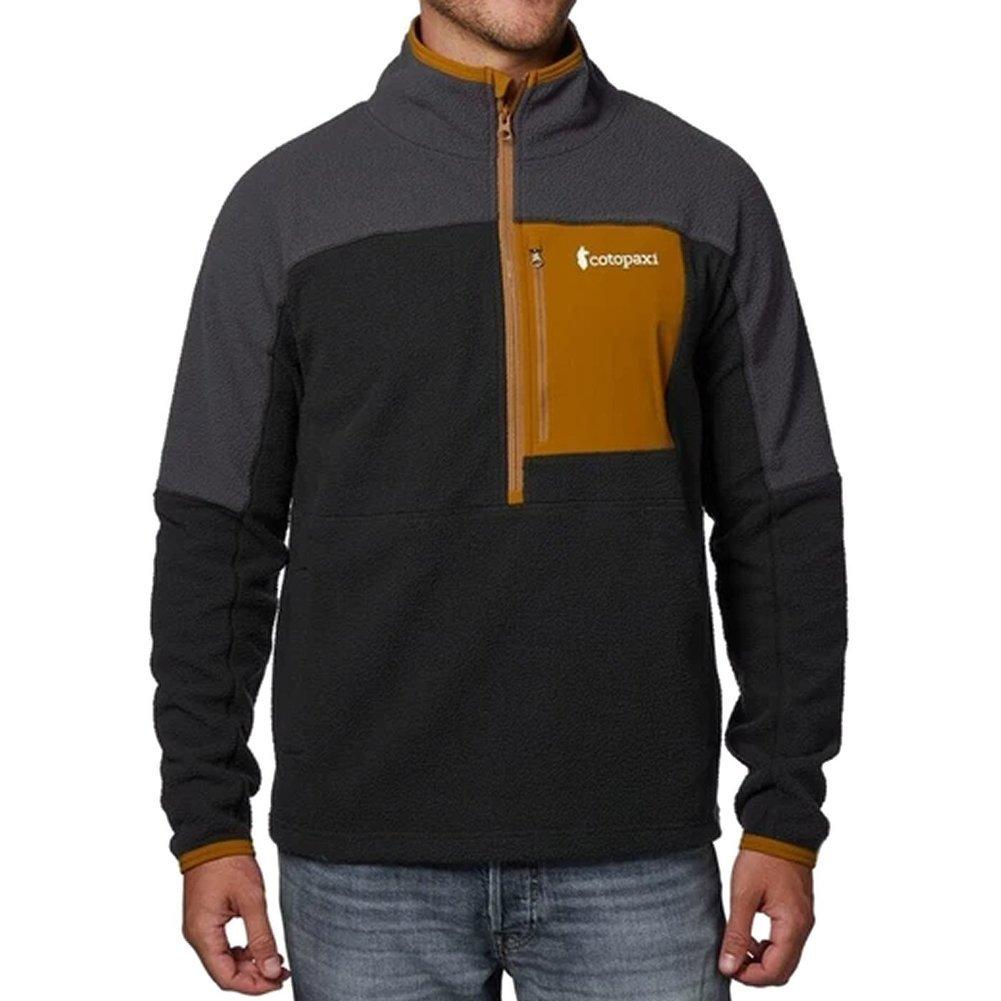 Men's Abrazo Half-Zip Fleece Jacket Image a