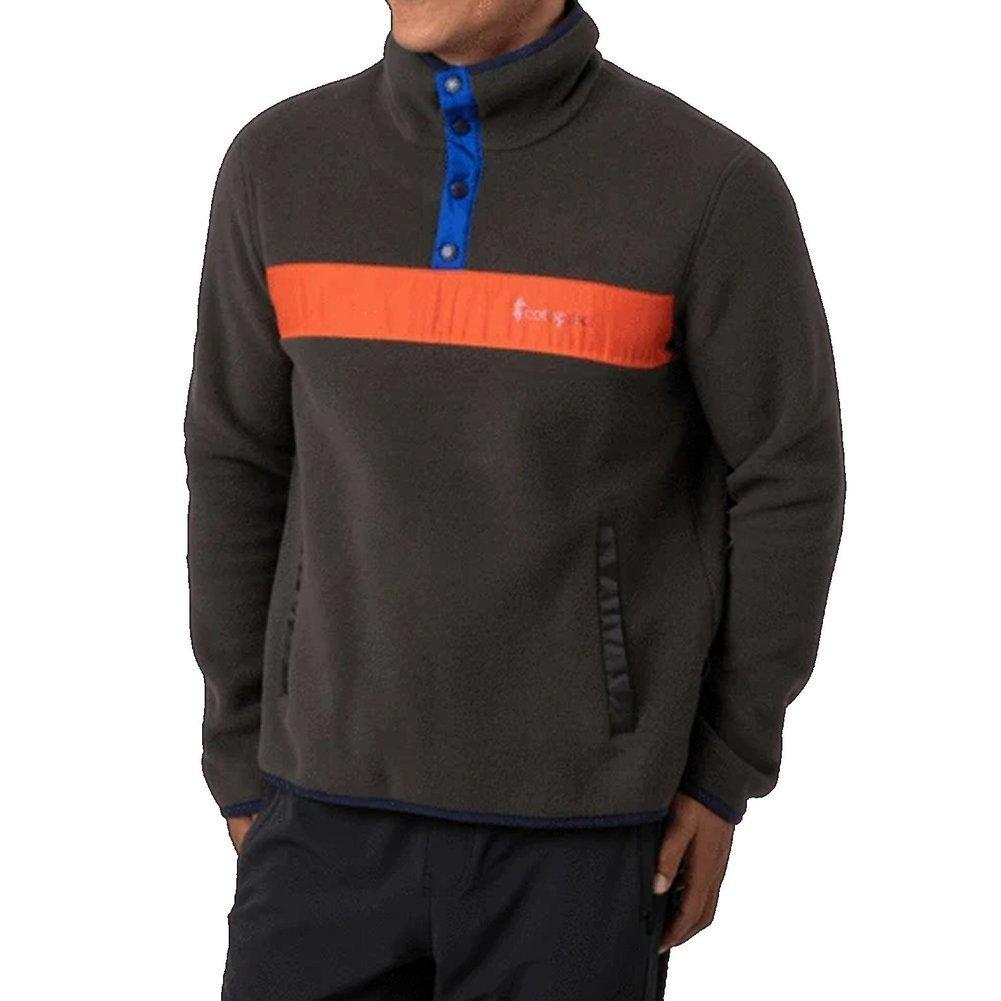 Men's Teca Fleece Pullover Image a