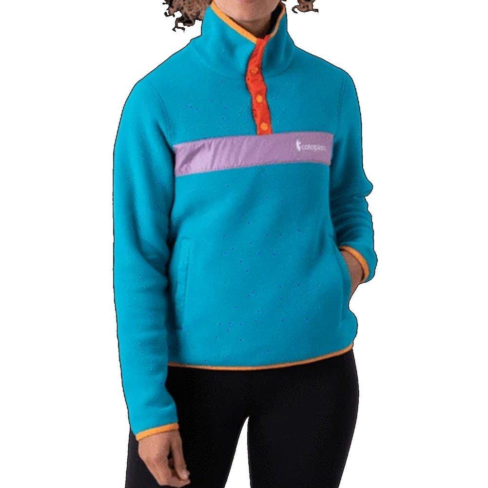 Women's Teca Fleece Pullover Image a