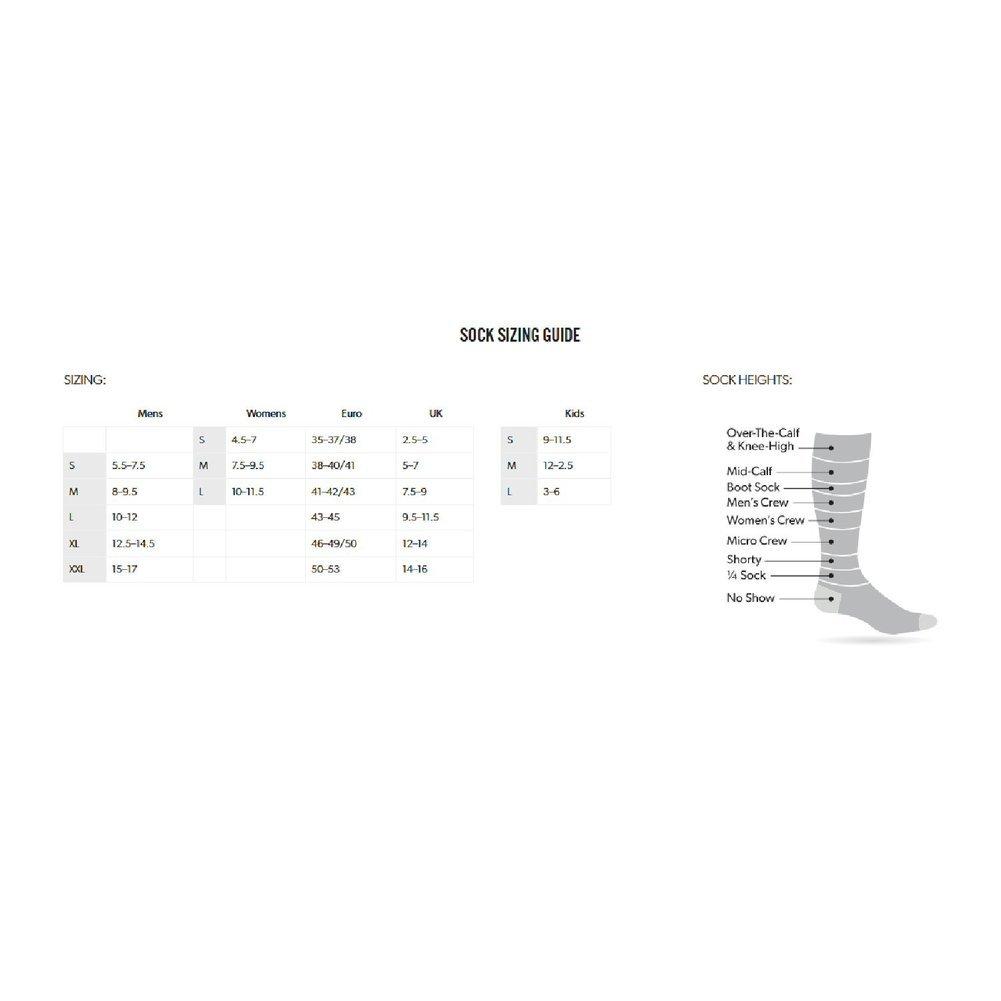 Men's Standard Issue Crew Light Socks Image a