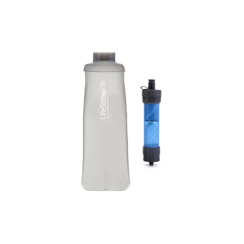 LifeStraw Flex with Collapsible Squeeze Bottle Image a