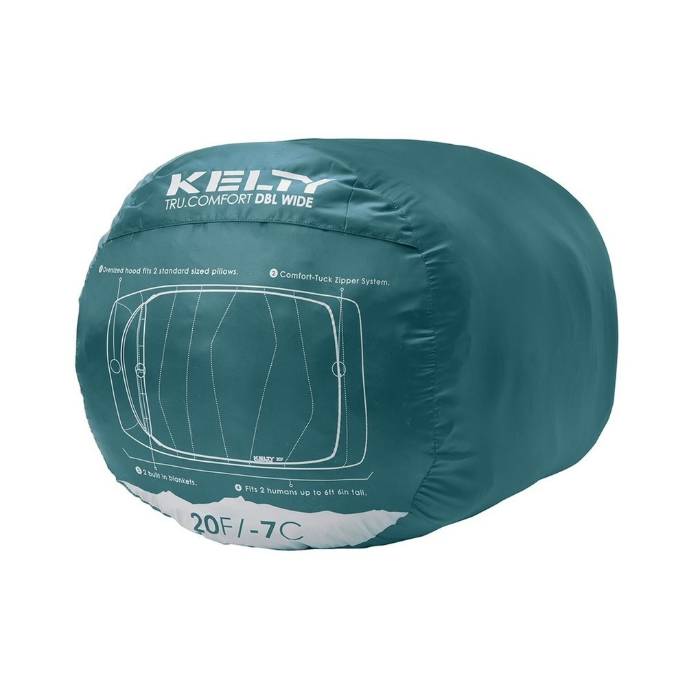 Tru.Comfort Doublewide 20 Sleeping Bag Image a