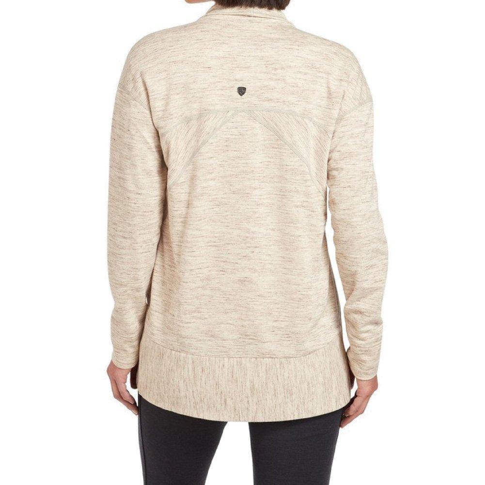Women's Helix Wrap Sweater Image a