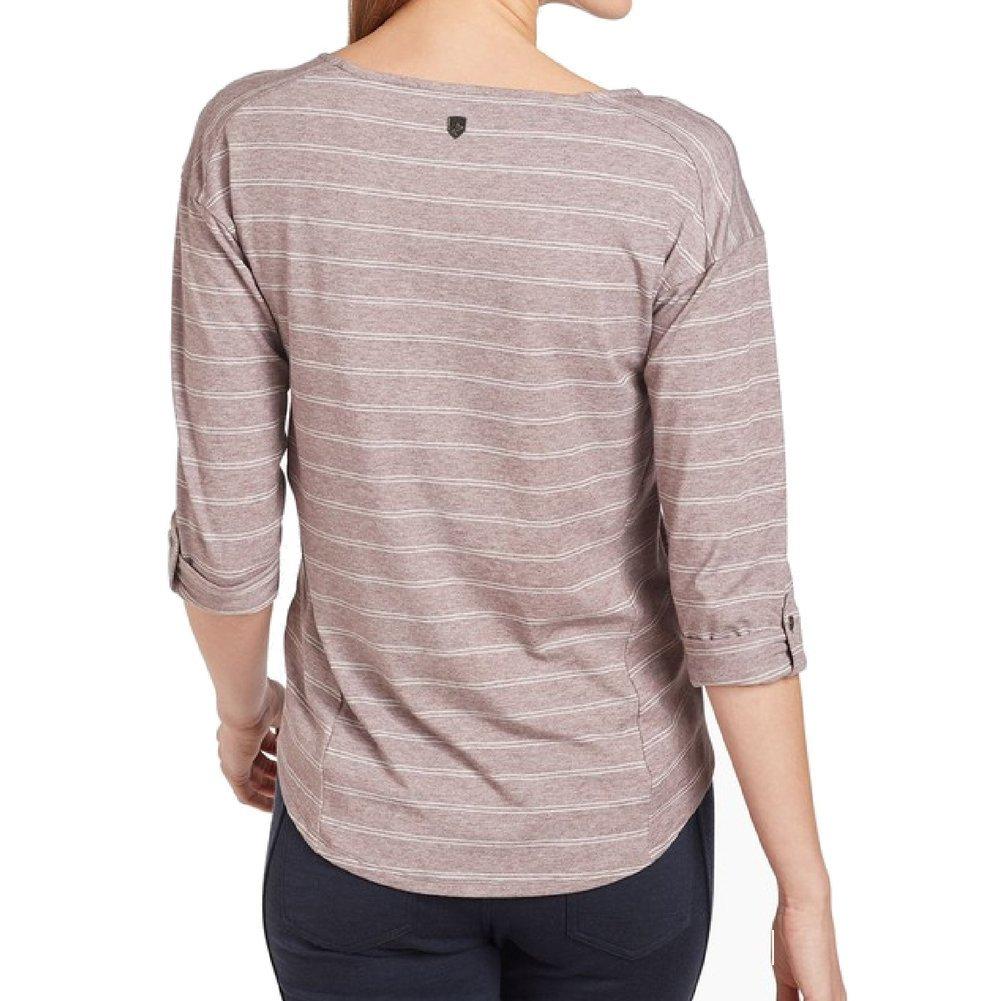 Women's Laurel 3/4 Shirt Image a