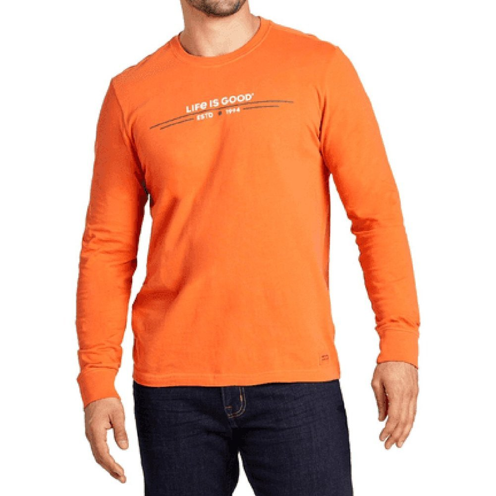 Men's In Tents 94 Crusher-Lite Long Sleeve Tee Shirt Image a