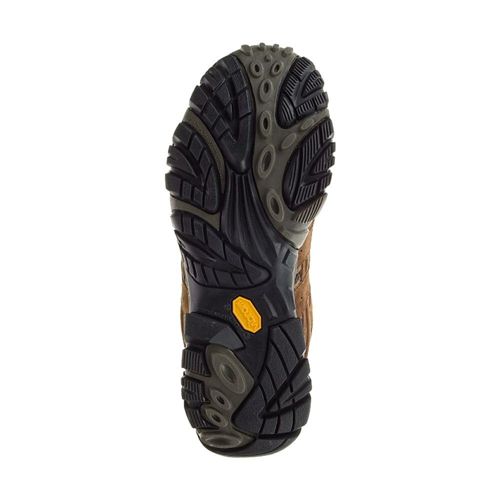 Men's Moab 2 Mid Waterproof Boot--Wide Image a