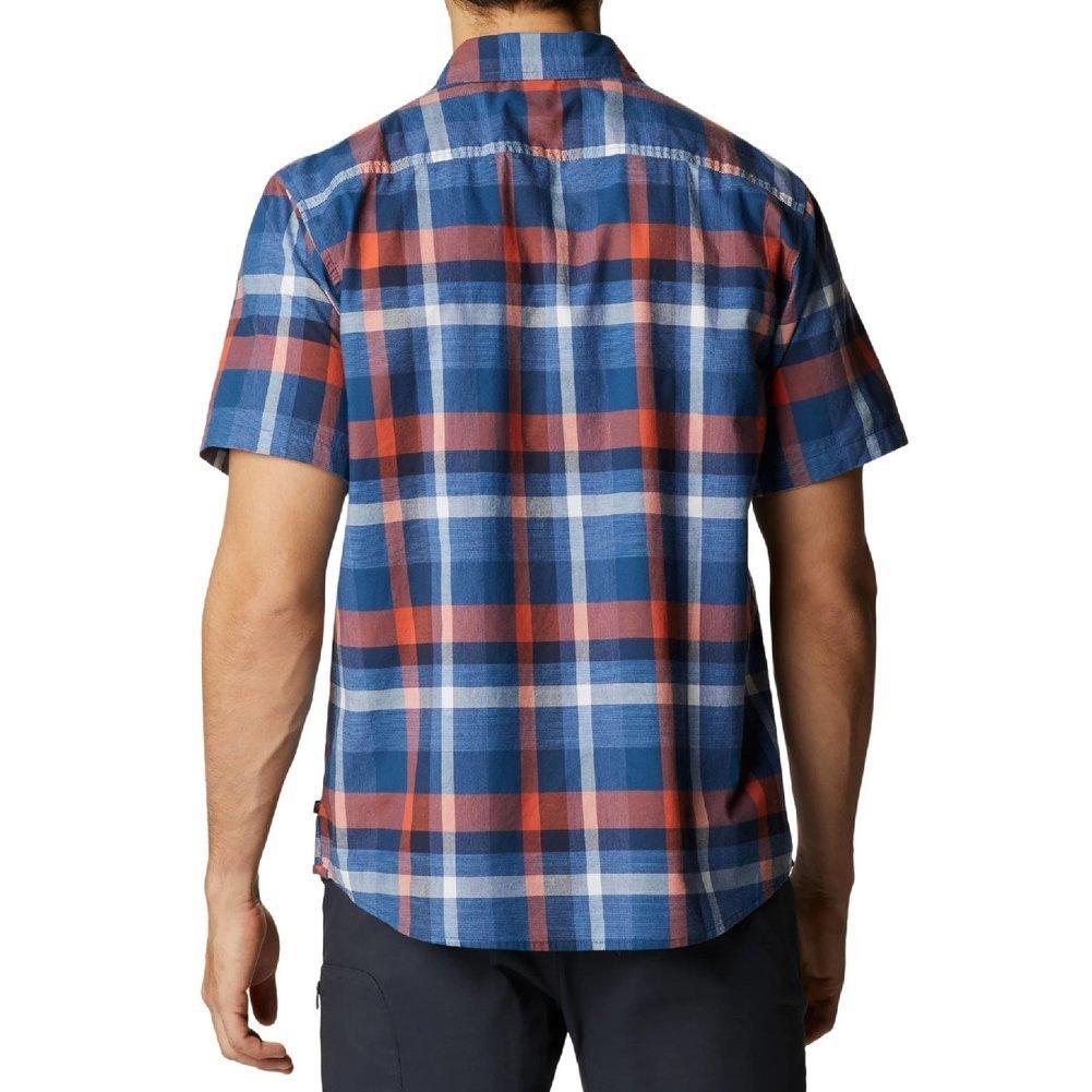 Men's Big Cottonwood Short Sleeve Shirt Image a