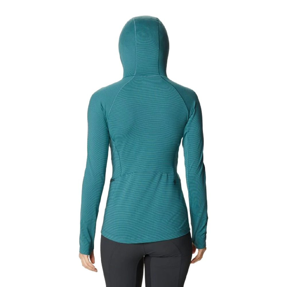 Women's Ghee Long Sleeve Hoody Image a