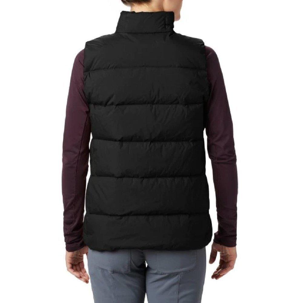Women's Glacial Storm Down Vest  Image a