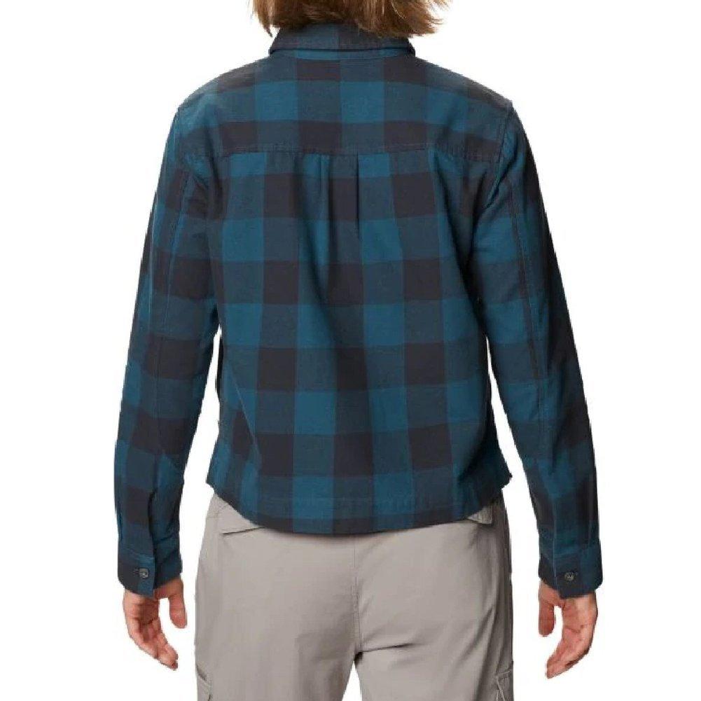 Women's Moiry Shirt Jacket Image a