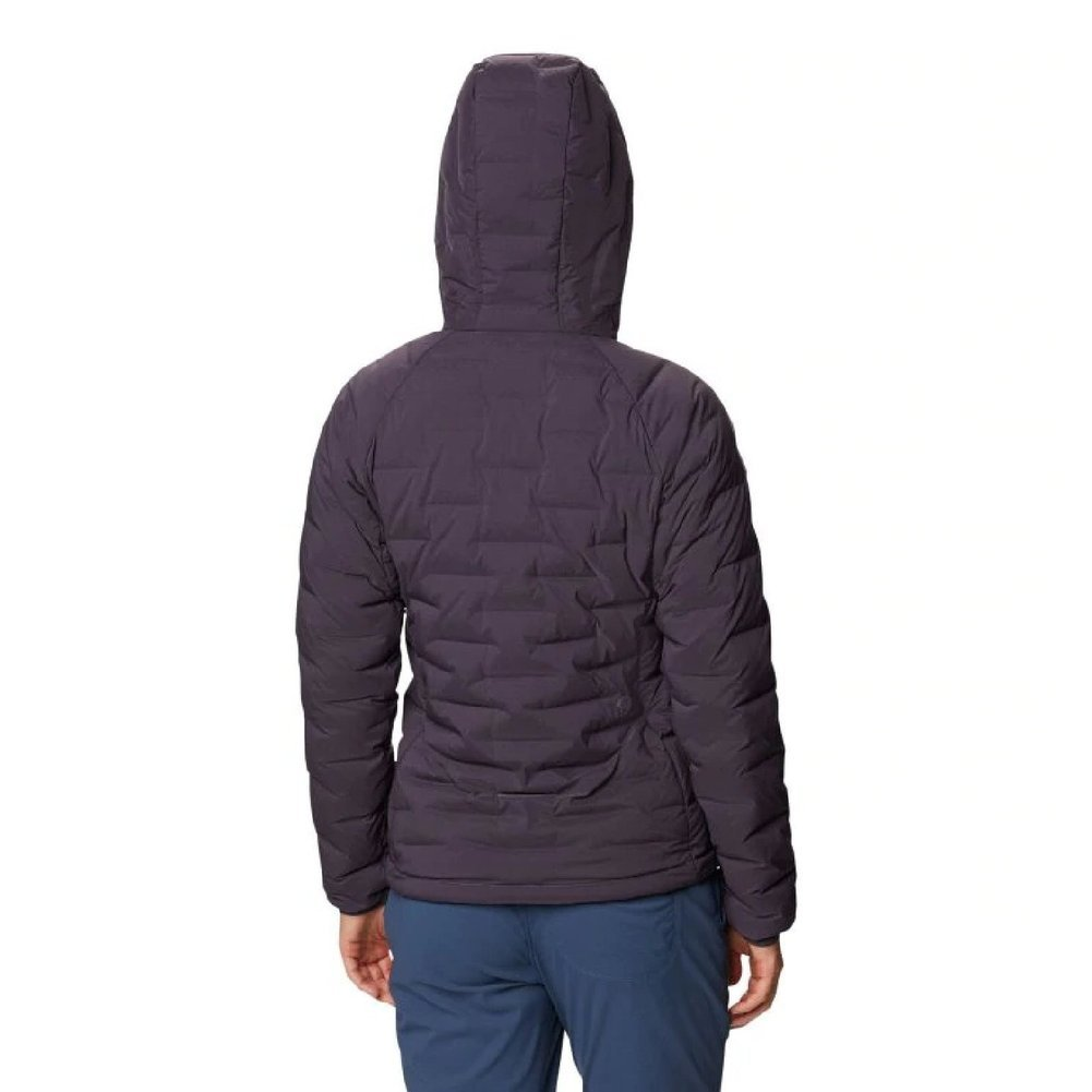 Women's Super/DS Stretchdown Hooded Down Jacket  Image a