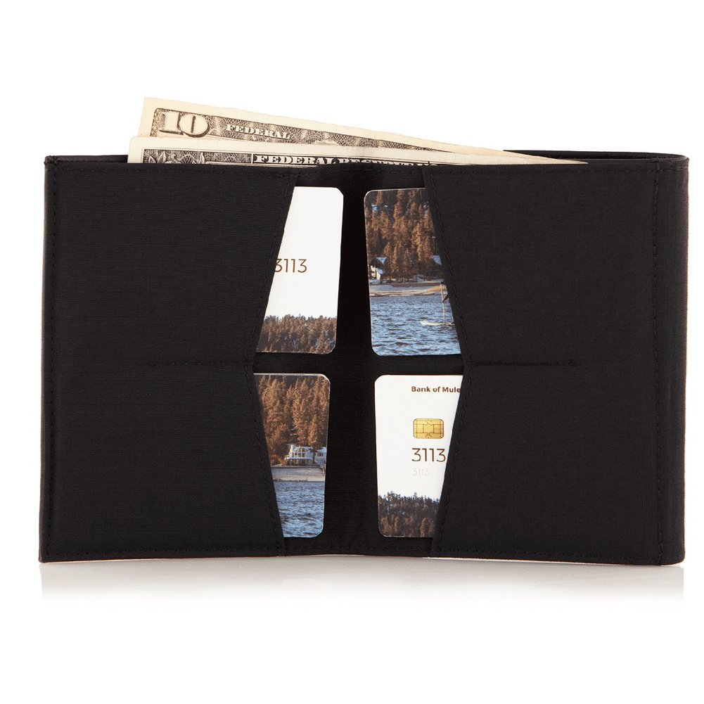 Palm Leather Wallet Image a