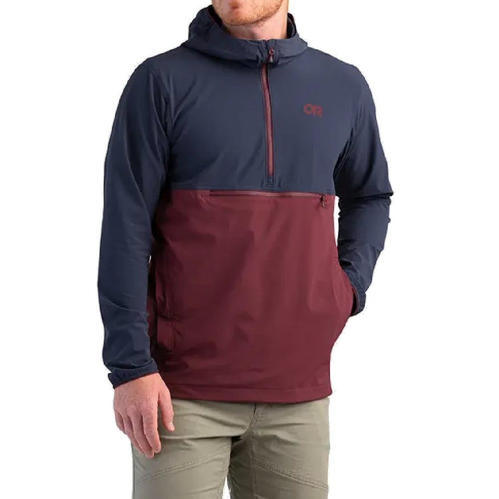Men's Ferrosi Anorak Jacket Image a
