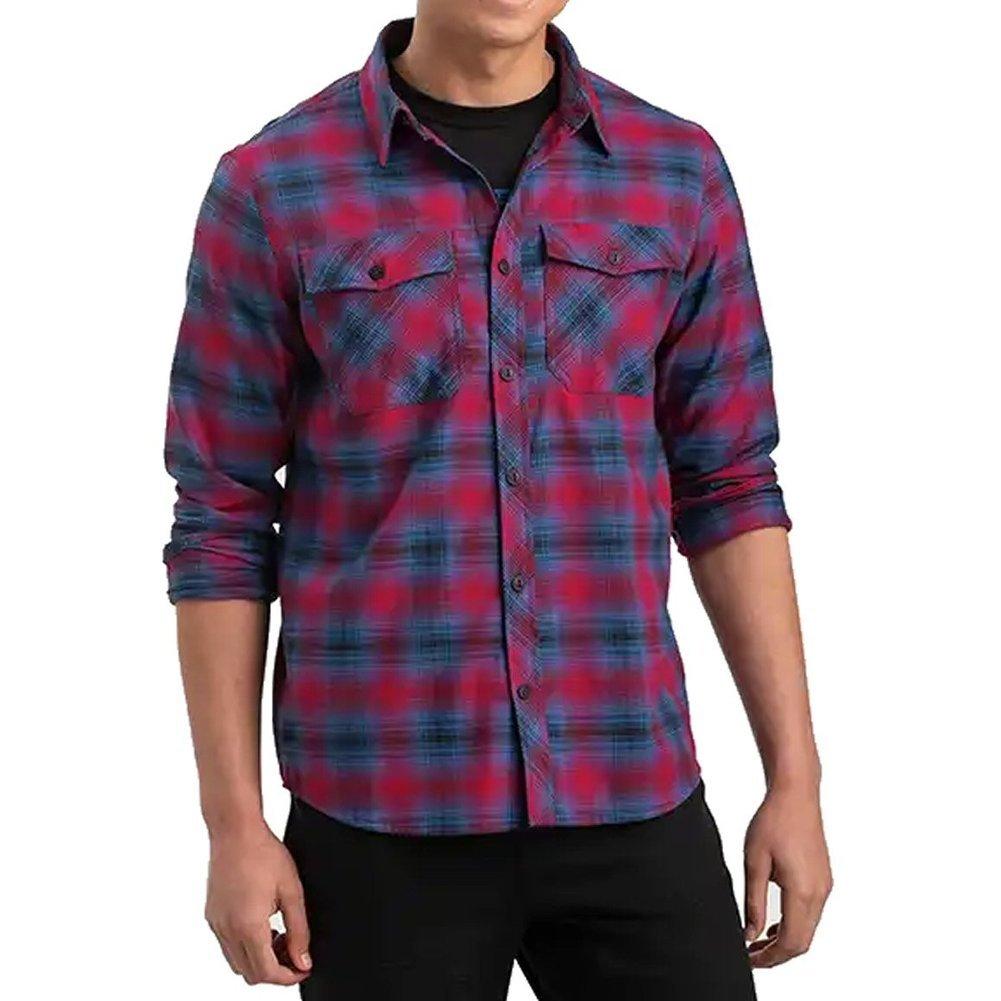 Men's Sandpoint Flannel Shirt Image a