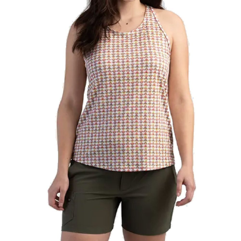 Women's Chain Reaction Godnas Tank Top Image a