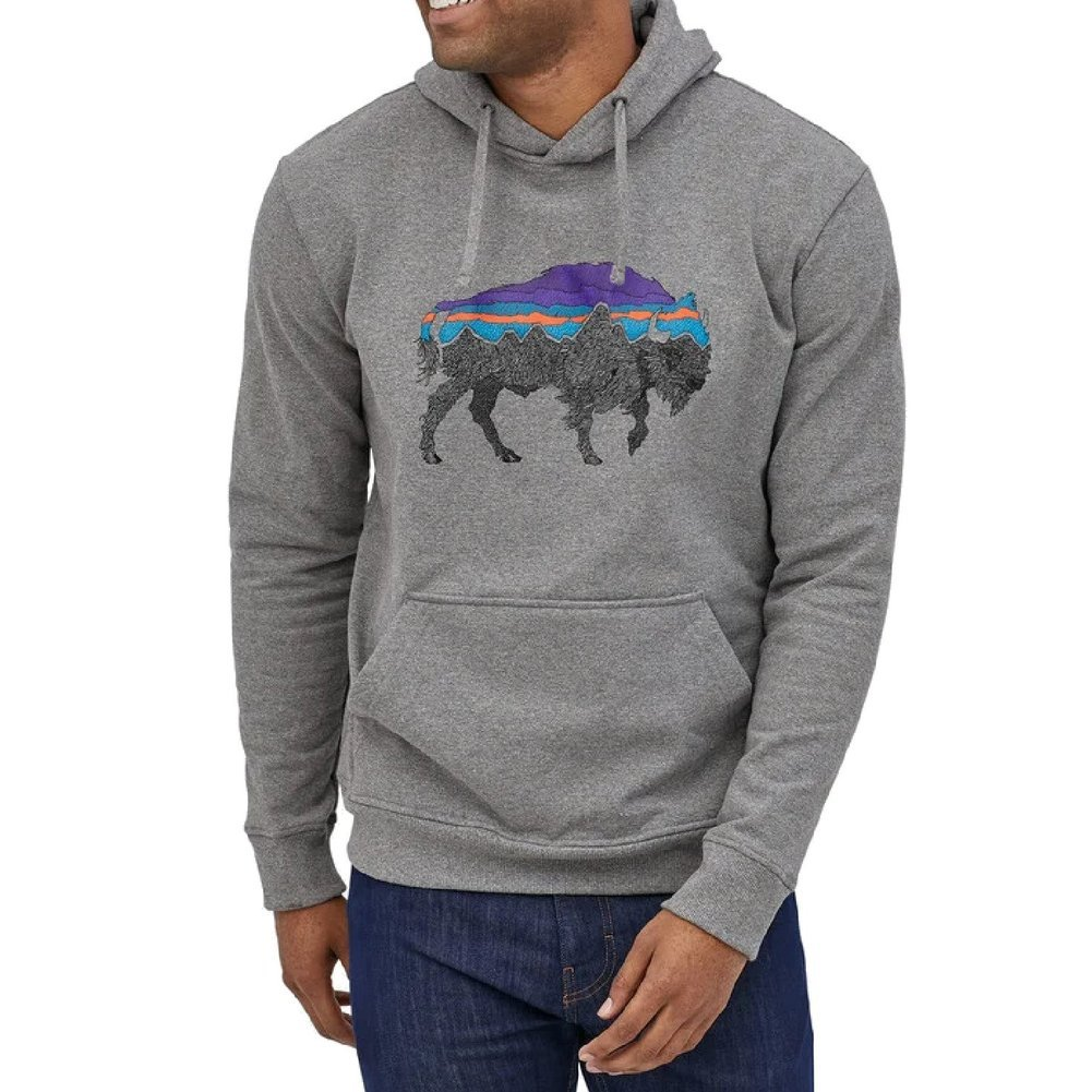 Men's Back for Good Uprisal Hoody Image a