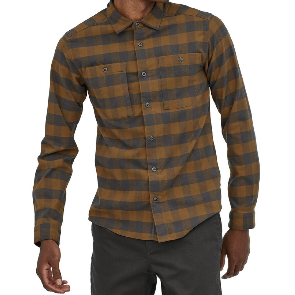Men's Canyonite Flannel Shirt Image a