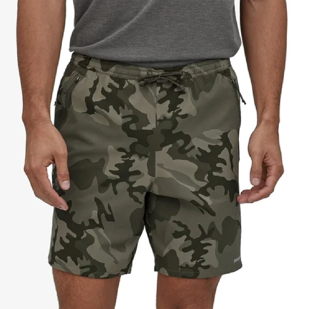 "Men's Nine Trails Shorts--8"" Image a"