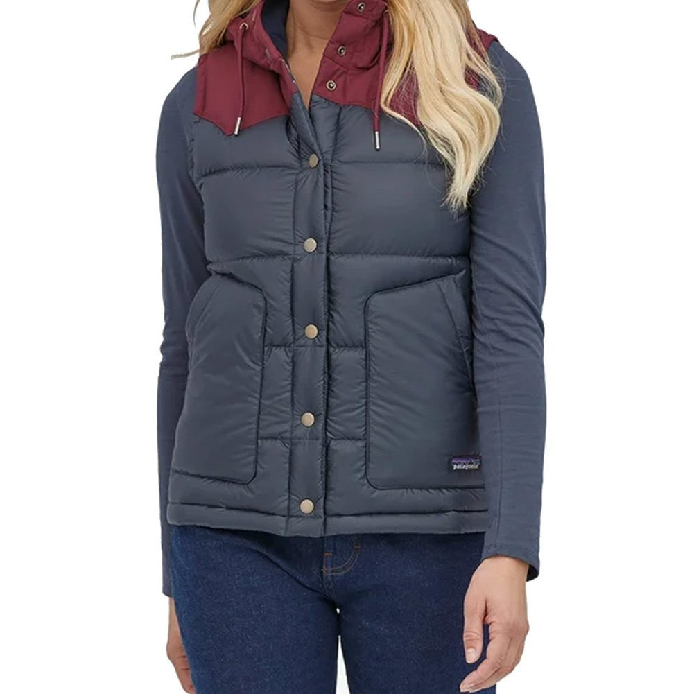 Women's Bivy Hooded Vest Image a