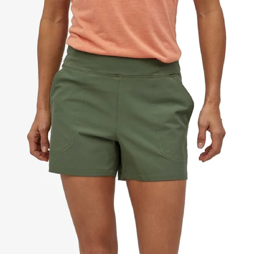 "Women's Happy Hike Shorts - 4"" Image a"