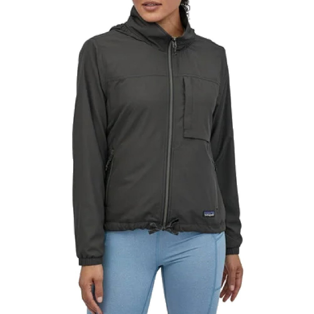 Women's Mountain View Windbreaker Jacket Image a
