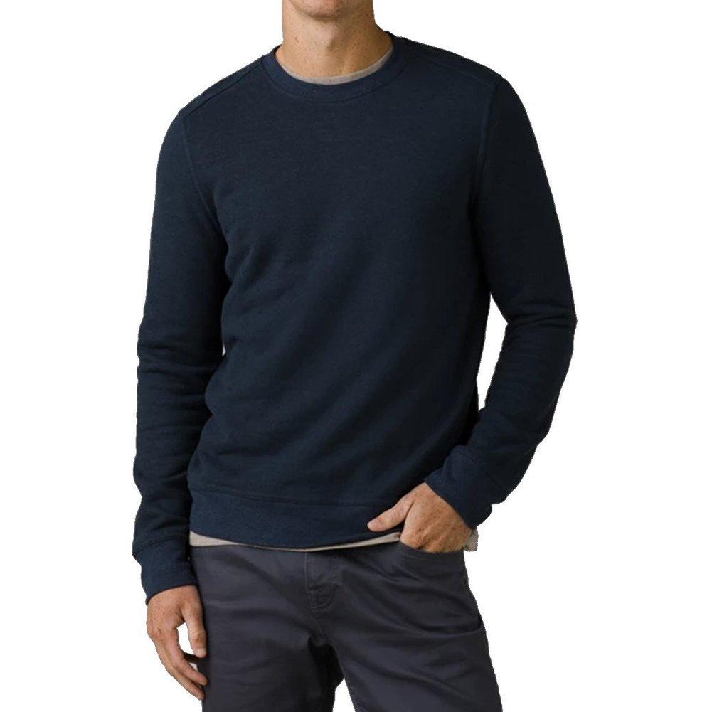 Men's Cardiff Fleece Crew Sweater Image a