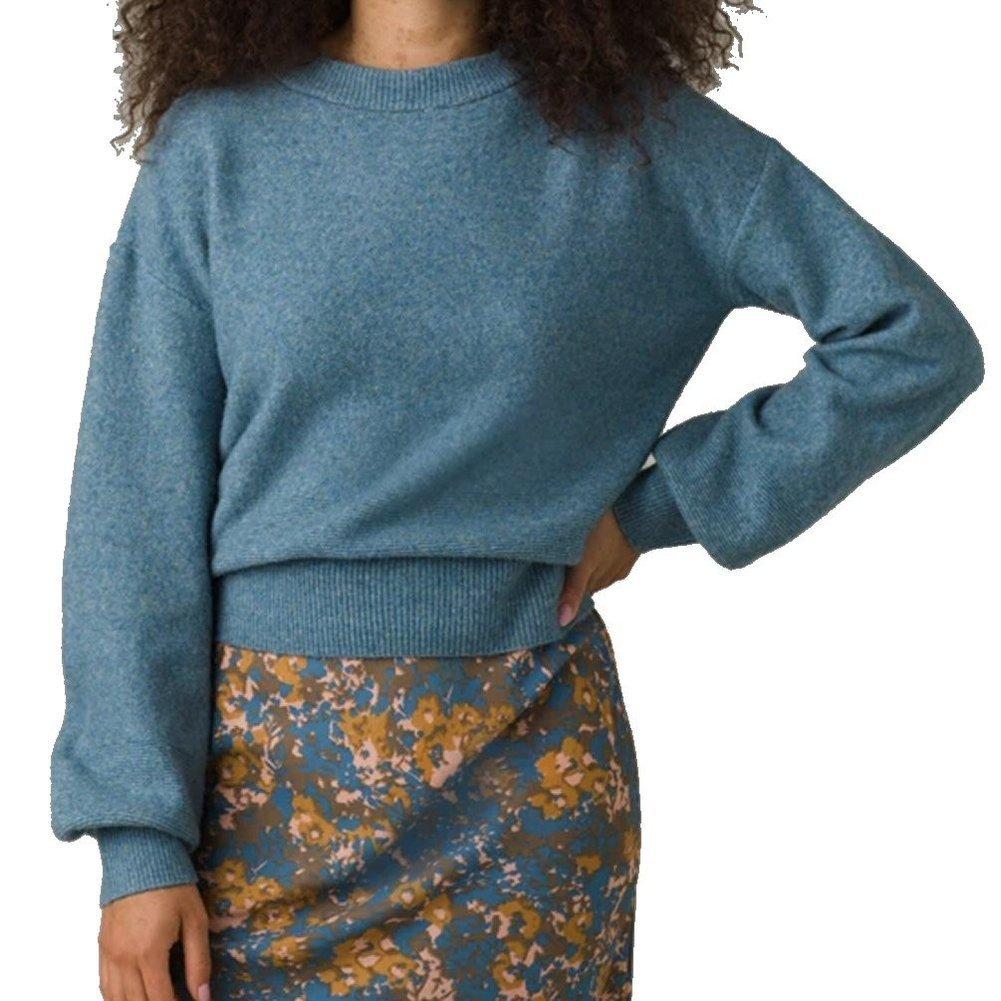 Women's Azure Sweater Image a