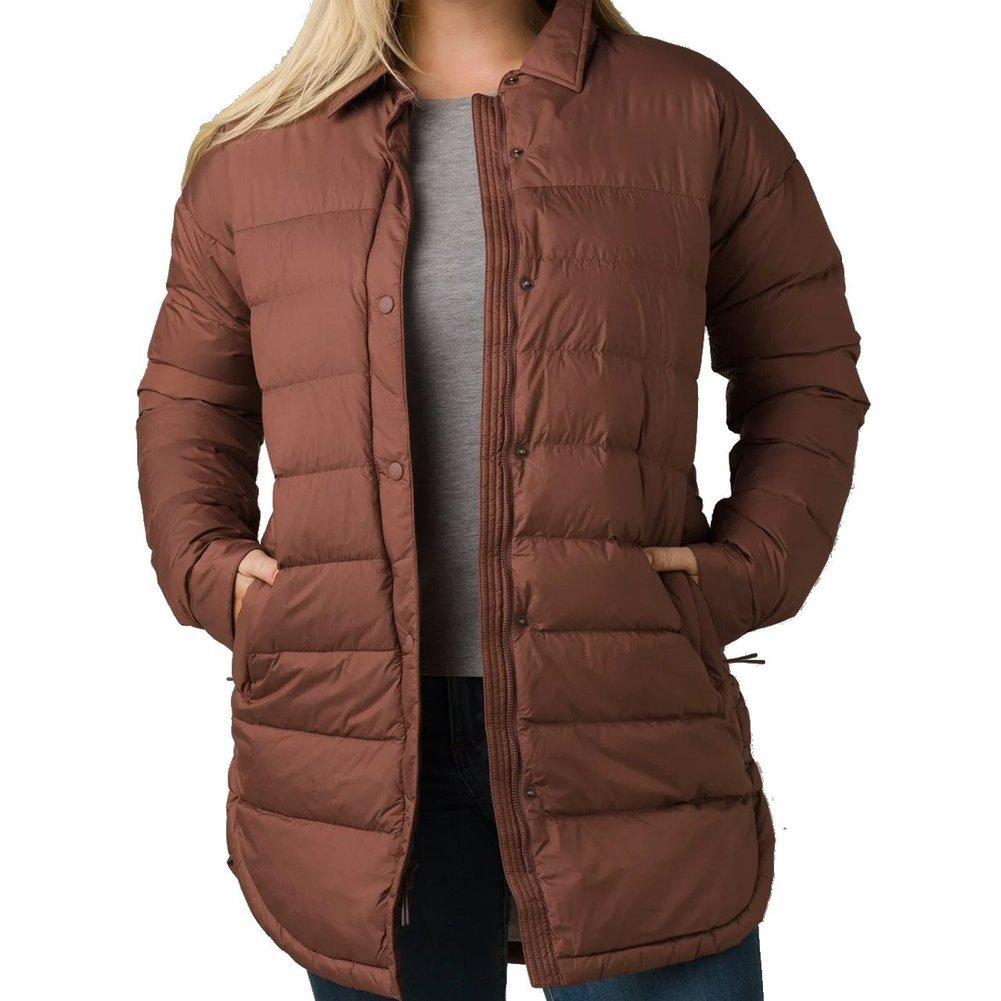 Women's Globe Thistle Shirt Jacket Image a