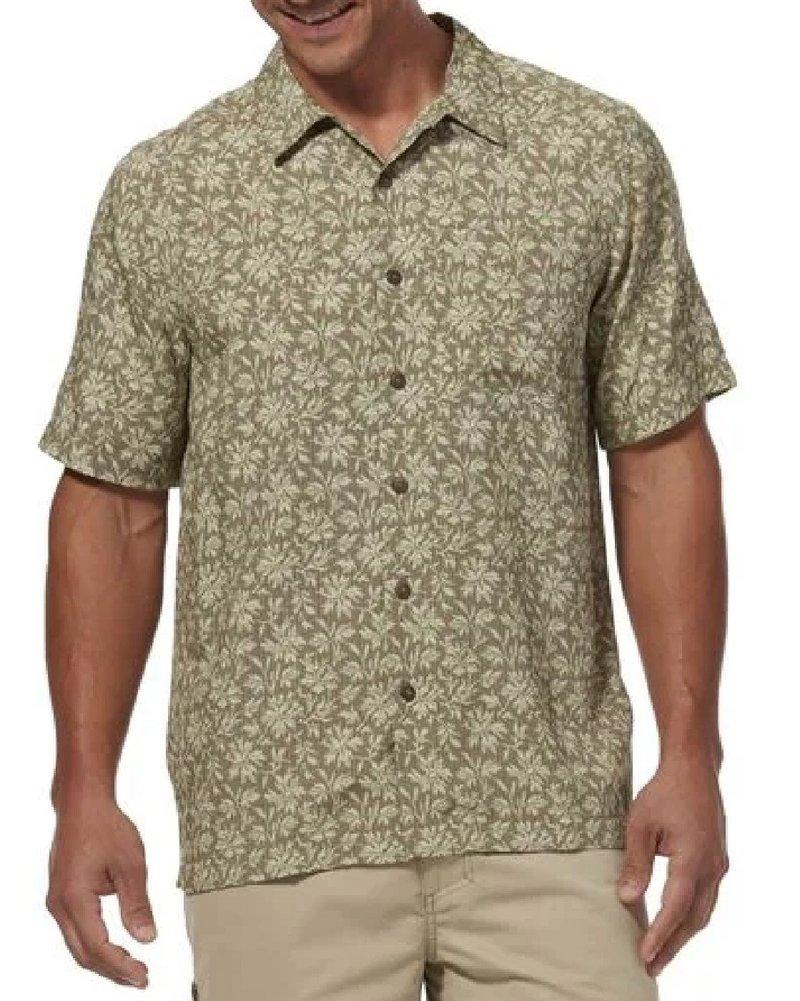 Men's Comino Short Sleeve Shirt Image a