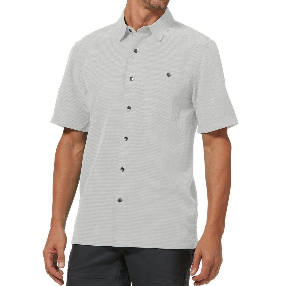 Men's Mojave Pucker Dry Short Sleeve Shirt Image a